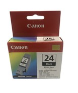 Canon 24 Black BCI-24 Ink Tank New In Box - $9.90