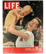 LIFE Magazine VTG Sept 6 1948 Madison WI Brooklyn Dodgers Army Innovatio... - $26.61