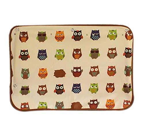 Set of 2 Cartoon Car Curtains Creative Sunshades Curtains Sunshades, Owl