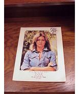 1975 Olivia Newton-John self-titled Song Book, 15 songs - $7.50