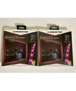 2 Monster Basics LED Light Strips - $18.56