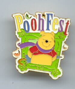Disney Winnie the Pooh  FEST sought after
