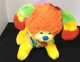 Vintage Rainbow Brite Puppy Brite 1983 Hallmark Mattel Dog Plush - $15.59