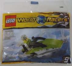 LEGO World Racers Race 9 set # 30031 w/ 27 pieces and 1 minifigure - New - $7.00