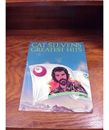 1988 Cat Steven Greatest Hits Song Book, 11 songs, song book - $8.95