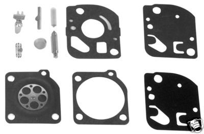 Primary image for Zama OEM Complete Carb Kit For ZAMA RB-21 used on Echo