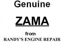 Zama RB-141 Carburetor repair kit Fits C1U-H62 & A Carb Used on Homelite Genuine - $13.06