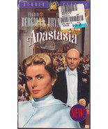 Anastasia Ingrid Bergman Yul Brynner Helen Hayes Drama New Classic Acade... - $12.00