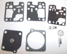 Zama RB-81 carburetor carb repair rebuild overhaul kit fits rb-k57b - $17.99