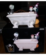 Nightmare before Christmas - NMBC -  LSB tub - Candy Dish - Disney - Tim... - $94.49