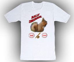 St. Louis Cardinals Rally Squirrel Baseball Shirt Go Cards Go - $14.99