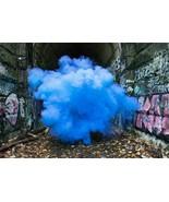Photo Backgrounds Blue Smoke Baby Stone Portrait Photography Backdrops S... - $9.49+