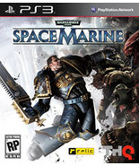 Warhammer 40000, Space Marine, PS3 game (US) - $62.50