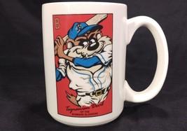 Looney Tunes Tasmanian Devil Burbank Sluggers Warner Bros Baseball Ceram... - $24.23