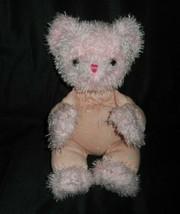 "12 "" Mattel 2002 Shining Stars Rosa Orsacchiotto Peluche Animale Lumines... - $69.82"