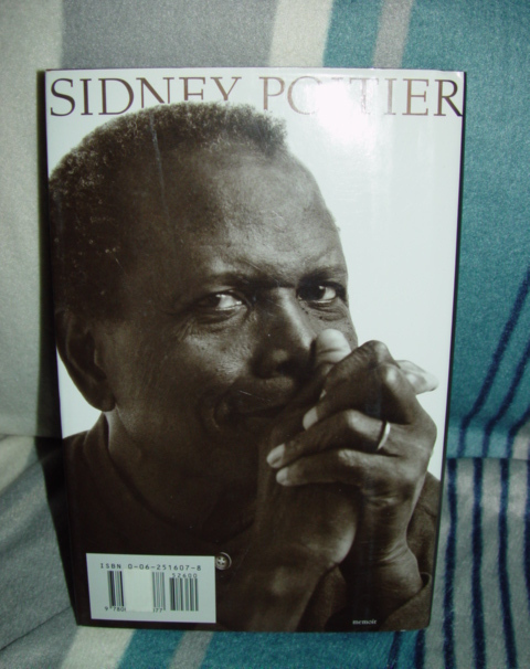 The Measure Of A Man By Sidney Poitier Hardback