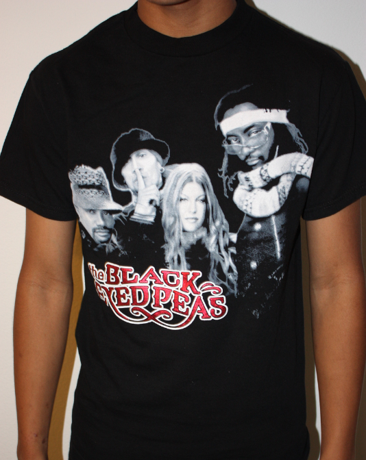 BLACK EYED PEAS T-shirt,  S