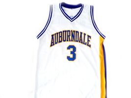 Tracy McGrady #3 Auburndale High School Men Basketball Jersey White Any Size image 1