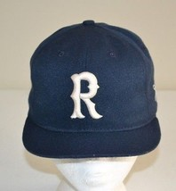 TAMPA BAY DEVIL RAYS MLB BASEBALL FITTED HAT CAP VICTORY CUSTOM 20'S STY... - $29.69