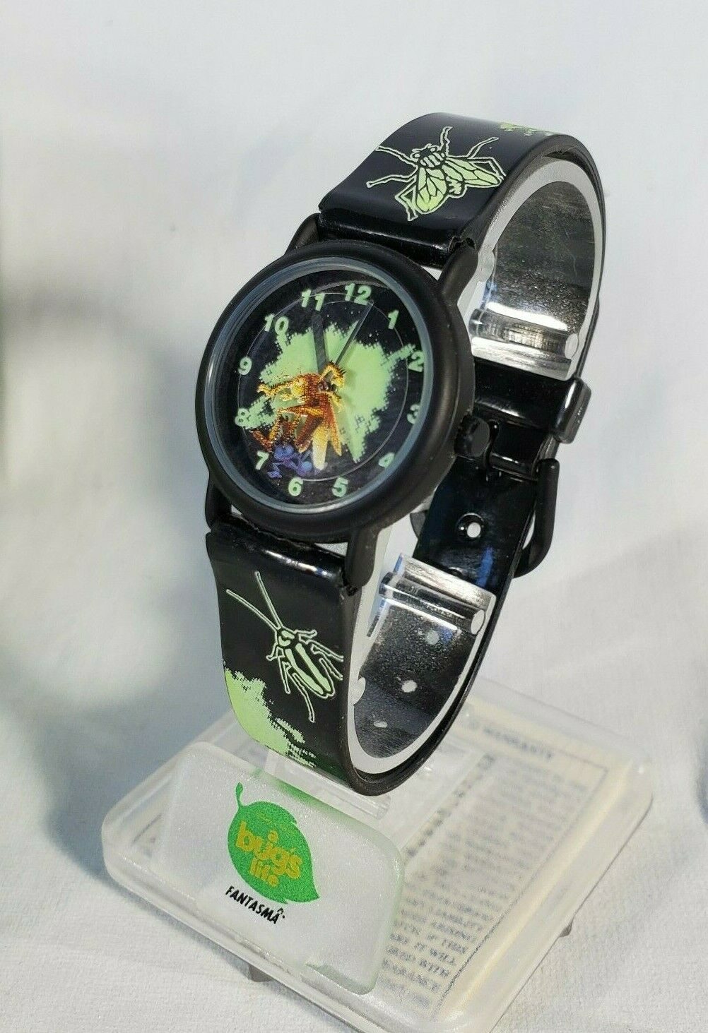 Disney Pixar A Bugs Life Hopper Analog Watch by Fantasma - $24.70