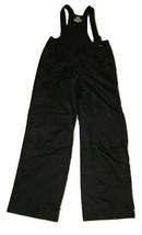 Slalom Ski Snow Bib Pants Size XL Kids Youth Black Insulated - $24.74
