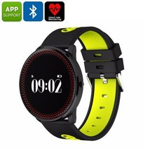 ORDRO CF007 Bluetooth Watch - Blood Pressure, Heart Rate, Pedometer, Cal... - $70.00