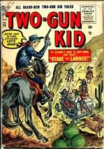 Two-Gun Kid #26 1955-Atlas-Dick Ayers-Joe Maneely-G - $37.83
