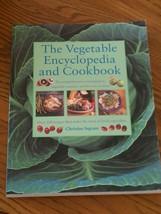 The Vegetable Encyclopedia and Cookbook   Christine Ingram - $17.97