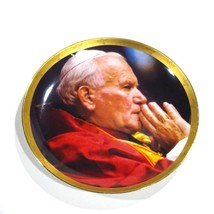 Danbury Mint 1994 Heavenly Father John Paul II Collectible Plate 8 inch - $18.99