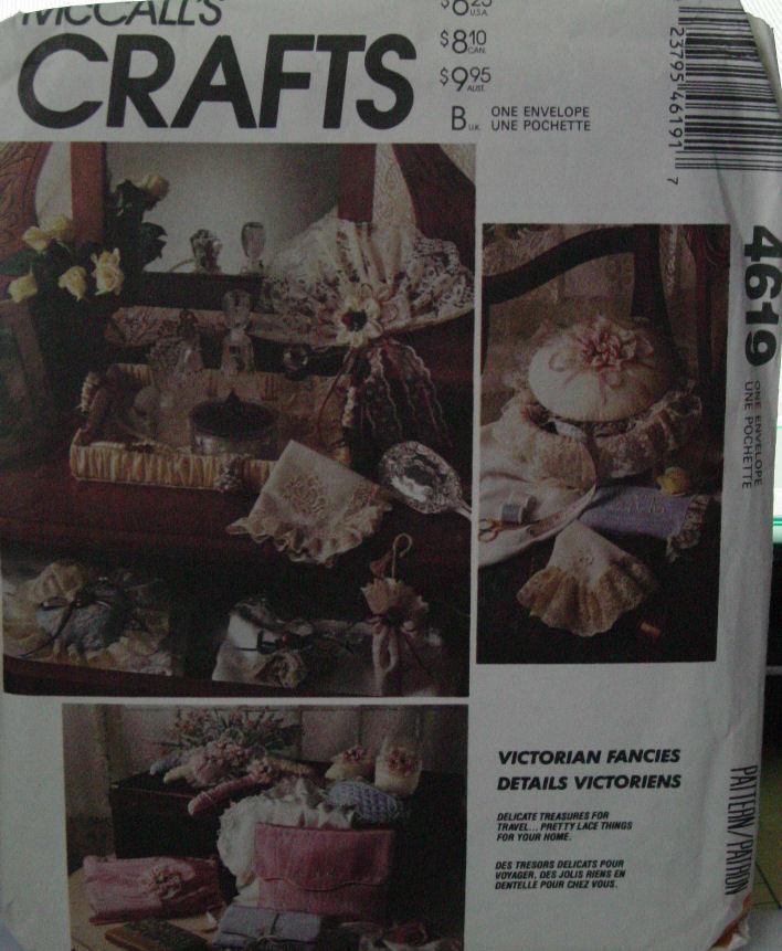 Pattern 4619 Victorian Fancies