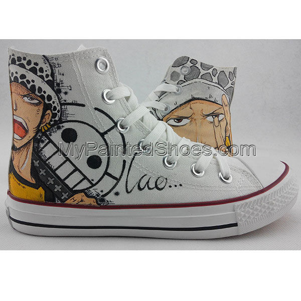 Converse All Star Design Hand Painted Shoes and 50 similar items