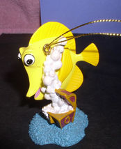 Disney Finding Nemo Bubbles yellow fish Ornament figure - $23.21
