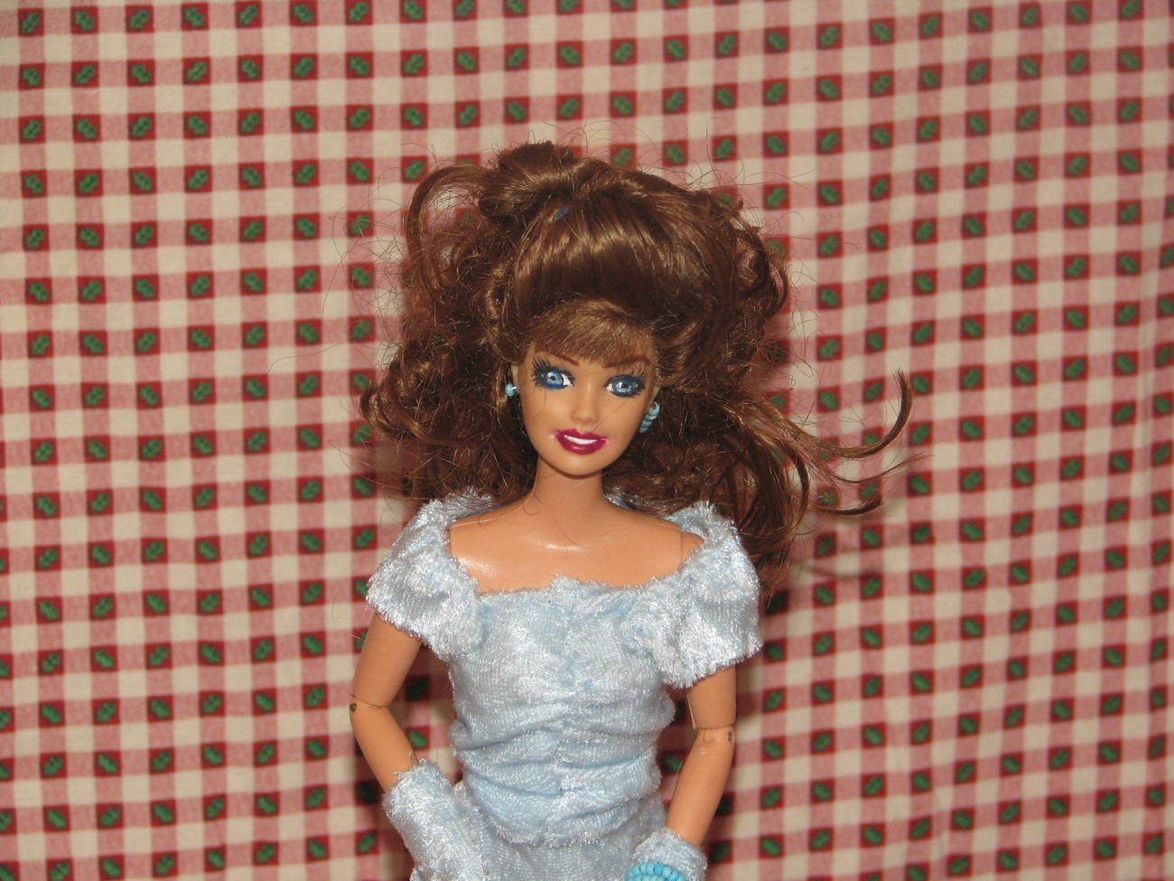 Fashion Doll Delwynn OOAK Barbie