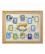 Wall photo frame for school pictures from start to finish - $16.49
