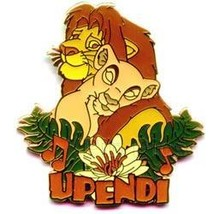 Disney  Simba and Nala Lion King Song pin/pins - $22.86