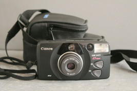 Canon Sure Shot 85 Zoom 35mm Film Camera with Ambico Case (22870) - $9.95