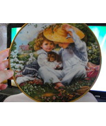 Collectible Plate by Sandra Kuck - $45.00