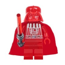 Darth Vader (Red 1) Mini Figure The Force Awakens Starwars UK Seller Fit... - $5.22