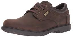 Rockport Men's Rugged Bucks Plain Toe Waterproof Oxford Shoe - $116.86+