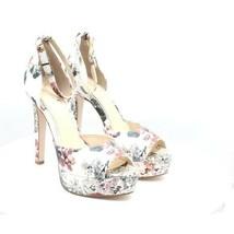 Jessica Simpson Beeya Two-Piece Platform Sandals (size 8.5) - $65.55