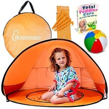 ilomomma Beach Tent for Baby with UV Protection UPF 50+, Baby Pool with ... - $55.71
