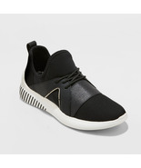 DV Rhayne Jogger Sneakers Black - US 9 - $34.99