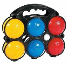 Bocce Ball Set (7 Piece) with Easy Carry Case - $15.90