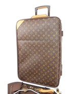 Authentic LOUIS VUITTON Pegase 55 Monogram Canvas Travel Rolling Suitcas... - $1,250.00