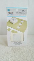 Martha Stewart Punch All Over the Page Flourish Square 42-90005    NEW in Box - $14.99