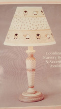 "NEW *RARE* Lambs & Ivy Lamp with Shade  ""LITTLE LAMBS"" from 1991 - $28.22"