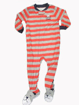 Carters Local Cutie Dog zip front footed sleeper NEW! SIZE 18 MONTHS - $8.86