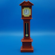 Little Tikes Grand Mansion Dollhouse Grandfather Clock 5501 Living Room 1995 - $19.99