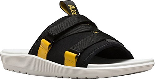 Dr. Martens - Womens Nerida Slide Sandal, Size: 8 B(M) US / 6 F(M) UK, Color: Bl