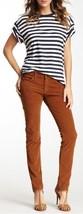 """NWT James Jeans """"Neo Beau"""" Womens Size 0 Cognac Corduroy Jeans - $79.95"""